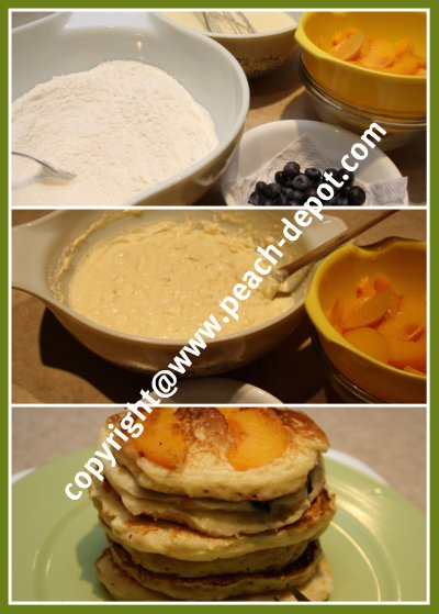 Images showing How to Make the Best Buttermilk Pancakes