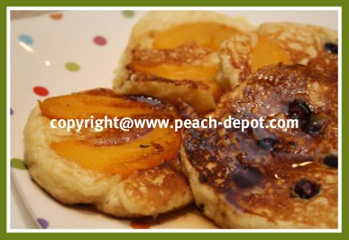 Best Buttermilk Pancakes Recipe
