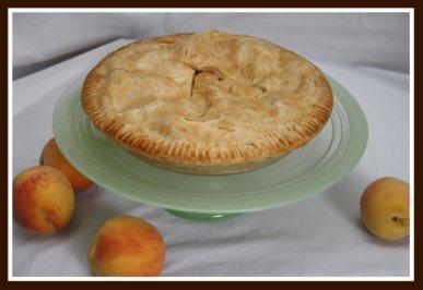 Best Peach Pie Recipe Homemade Peach Pastry Pie