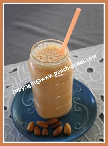 How to Make a Breakfast Smoothie Proten Fiber