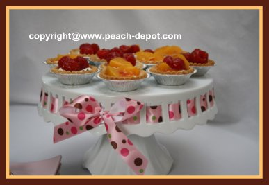 Easy Homemade Fruit Tarts