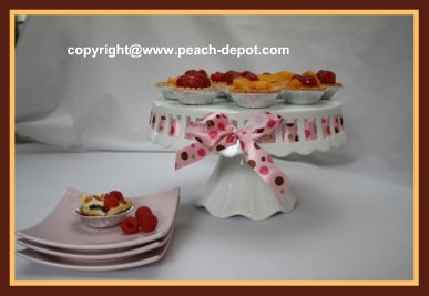 Pastry Tart Filling / Cream Cheese and Fruit Filling