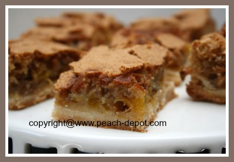 Baking Recipe Idea for using Fresh Peaches