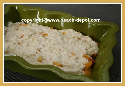 Homemade Peach Cobbler with Fresh Peaches How to Make