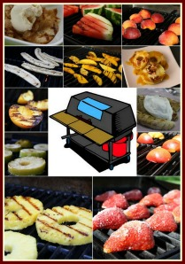 Instructions How to Grill Fruit