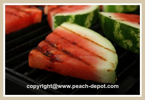 How to Grill Watermelon the the BBQ