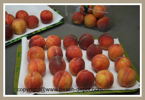 How to Store Peaches to Ripen at Home