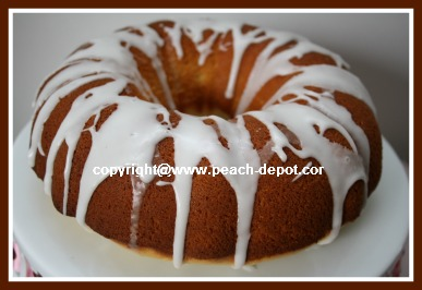 Mother's Day Cake Recipe Idea