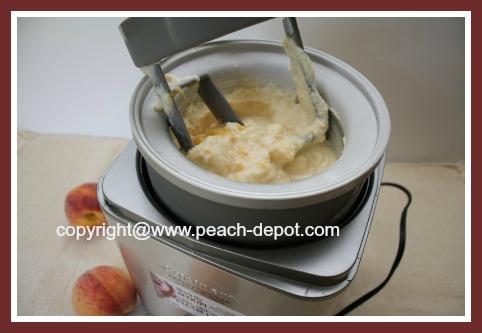 Making Ice Cream in a Cuisinart Ice Cream Machine
