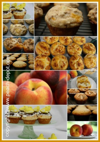 Peach Muffin Recipes Healthy and Easy to Make at Home
