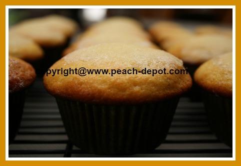 Recipe for Homemade Jam Muffins