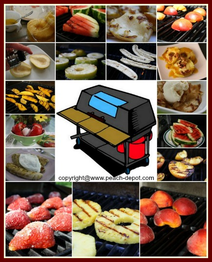 How to Grill Fruit Recipes