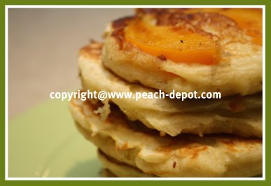 Buttermilk Pancakes for Pancake Day Breakfast