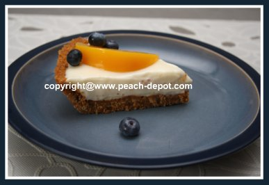 Picture of Dessert with Graham Crackers