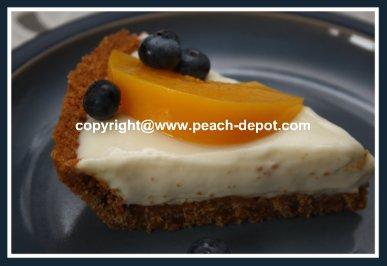Easiest Dessert with Graham Cracker Crumb Crust