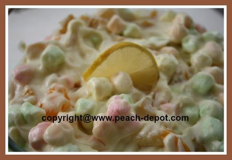 Easter Fruit Salad Idea