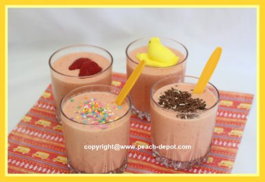 Kids Healthy Snack Healthy Smoothie Recipe for Kids