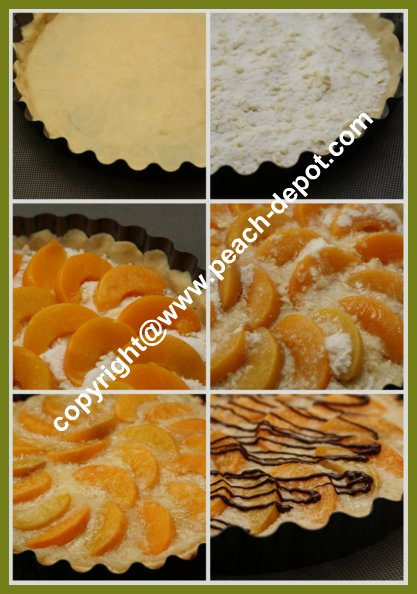 How to Make an Easy Peach Pie with a Single Shortbread Crust