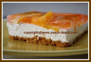 Best Peach Dessert Idea Fresh OR Canned Peaches
