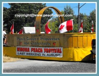 Winona Peach Festival Ontario, Canada