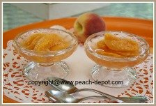 Storing Peaches by Canning/Preserving Peaches